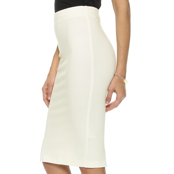 d236f1e9b7 5th and Mercer Dresses & Skirts - 5th and Mercer Off White Pencil Skirt